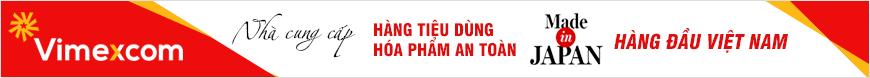 Vimexcom - Nhà nhập khẩu và phân phối hàng Nhật nội địa hàng đầu Việt Nam