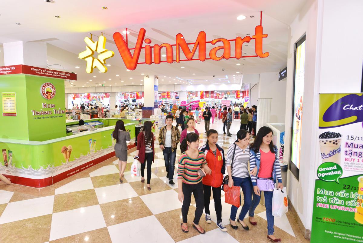 Hàng hóa của Vimexcom hiện đã có mặt trong phần lớn các siêu thị lớn tại VN