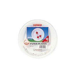 Đĩa giấy D15cm 10 chiếc - 4901627020104