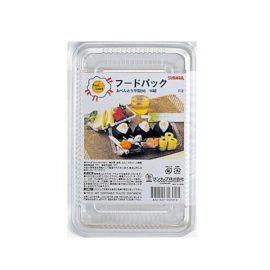Hộp đựng đồ ăn 10 chiếc F-2 4901627052013