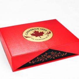 hộp quà tặng nhân sâm cao cấp