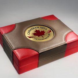hộp quà tặng nhân sâm canada cao cấp