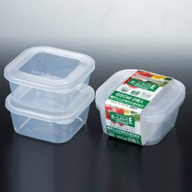 4955959129943 Bộ 02 Hộp đựng thực phẩm K299-4 890mL